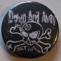 Down And Away – Bombskull (Badges)