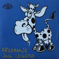 Räserbajs – Jag, Legend (CDs)