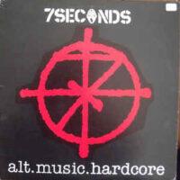 7 Seconds – Alt.Music.Hardcore (Vinyl LP)