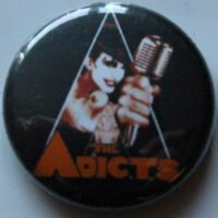 Adicts, The – Clockwork (Badges)