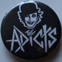 Adicts, The – Logo/Joker (Badges)