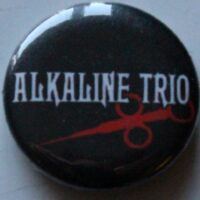 Alkaline Trio – Dagger (Badges)