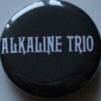 Alkaline Trio – Logo (Badges)