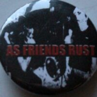 As Friends Rust – Singer (Badges)