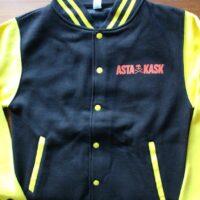 Asta Kask – Ringhals Brinner (Baseball Jacket)