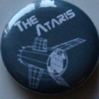 Ataris, The – Space (Badges)