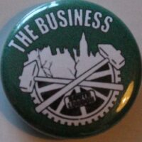 Business, The – Hammers (Badges)