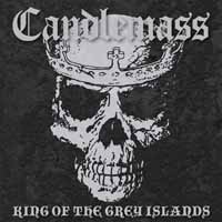 Candlemass – King Of The Grey Islands (2 x Color Vinyl LP)