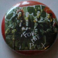 Casualties, The – For The Punx (Badges)
