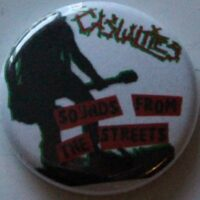 Casualties – Guitar (Badges)