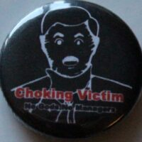 Choking Victim – No Gods (Badges)