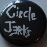 Circle Jerks – Logo (Badges)