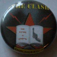 Clash, The – Know Your Rights (Badges)