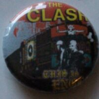 Clash, The – This Is England (Badges)