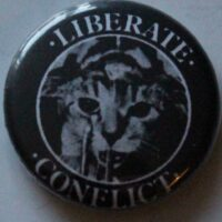 Conflict – Liberate (Badges)