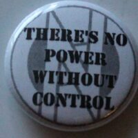 Conflict – There´s No Power (Badges)