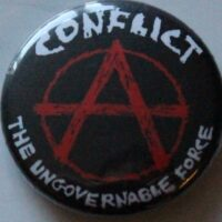 Conflict – Ungovernable (Badges)