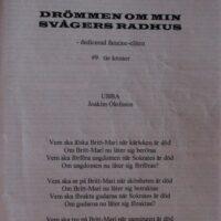 Drömmen Om Min Svågers Radhus #9 (Ubba)