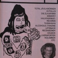 Falafel Fanzine #5 (Totalt Jävla Mörker,Mimikry,Oi Polloi)