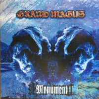 Grand Magus – Monument (Color Vinyl LP)