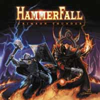 HammerFall – Crimson Thunder (Color Vinyl LP)