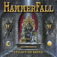 HammerFall – Legacy Of Kings (Color Vinyl LP)
