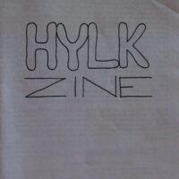 Hylk Zine #42 2002
