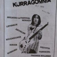 Kurragömma #3-2000 (Varnagel,Rajoitus)