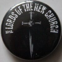 Lords Of The New Church – Dagger (Badges)