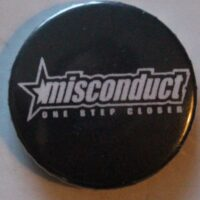 Misconduct – One Step (Badges)