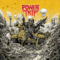 Power Trip – Opening Fire: 2008-2014 (Color Vinyl LP)