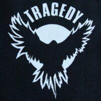 Tragedy – Bird/Logo (Cloth Patch)