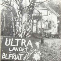 Ultralandet Befriat Område – V/A (2 x Vinyl Singel)(Los Bohemos, Fuck Off)