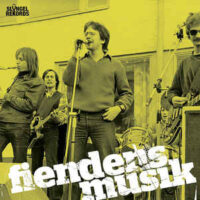 Fiendens Musik – A Boot Right In The Face (Color Vinyl Single)
