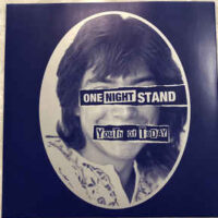 Youth Of Today – One Night Stand (Vinyl Single)