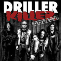 Driller Killer – Fuck The World (Neon Orange Color Vinyl LP)