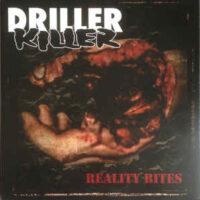 Driller Killer – Reality Bites (Black/Blue Color Vinyl LP)