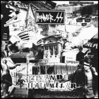 Honnör SS – Livande Halvmesyr (Vinyl LP)