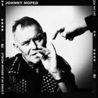 Johnny Moped – Living In A Dream World (Vinyl Single)