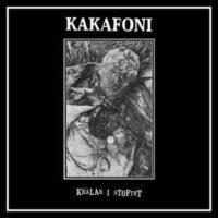 Kakafoni – Krälar I Stoftet (Vinyl LP)