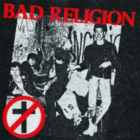 Bad Religion – Bad Religion (Public Service Comp Tracks 1981) (Color Vinyl Single)