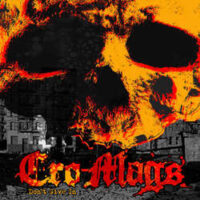 Cro-Mags – Don't Give In (Clear Vinyl Single)