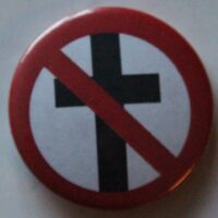 Bad Religion – Cross (Badges)