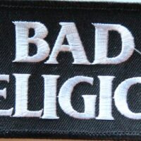 Bad Religion – Logo (Embrodiered Patch)