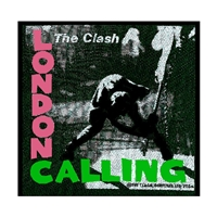 Clash, The – London Calling (Sew-On Patch)