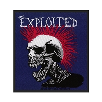 Exploited – Mohican (Sew-On Patch)