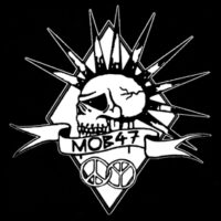 Mob 47 – Skull (Cloth Patch)