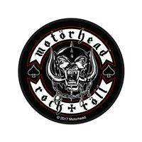 Motörhead – Biker Badge (Sew-On Patch)