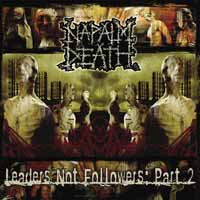 Napalm Death – Leaders Not Followers: Part 2 (Color Vinyl LP)