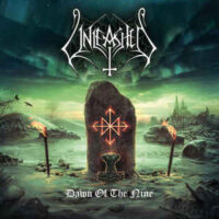 Unleashed – Dawn Of The Nine (Color Vinyl LP)